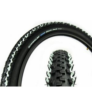Велопокрышка Schwalbe BLACK JACK Kevlar Guard