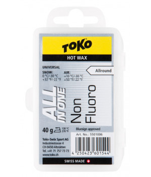 Воск Toko All-in-one Hot Wax 40g