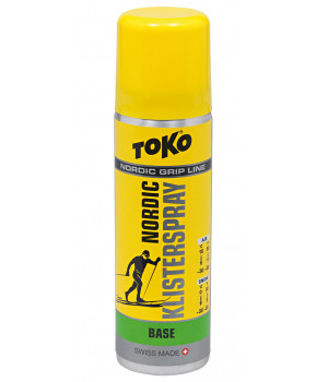 Воск Toko Nordic Grip Spray Base green 70 ml