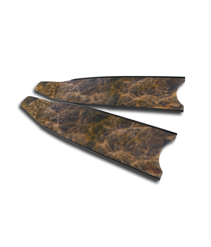 Лопасти Leaderfins Alga Brown Camo Soft Medium