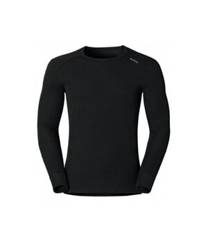 Термокофта Odlo Shirt l/s neck REVOL TW WARM