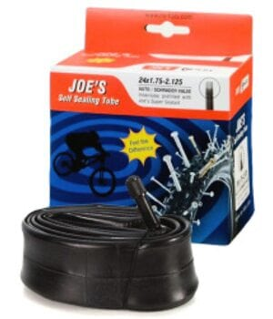 Камера для велосипеда 26х1.75-2.125 FV Joe's Self Sealing Tube