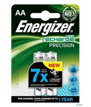 Аккумулятор Energizer Rechargeable AA 2400мАч