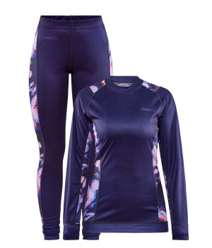 Комплект Craft CORE DRY BASELAYER SET W